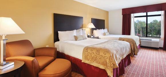 hotel room lighting