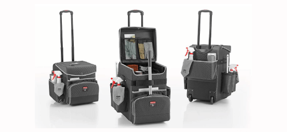 Go Discreet And Efficient Rubbermaid S Executive Series